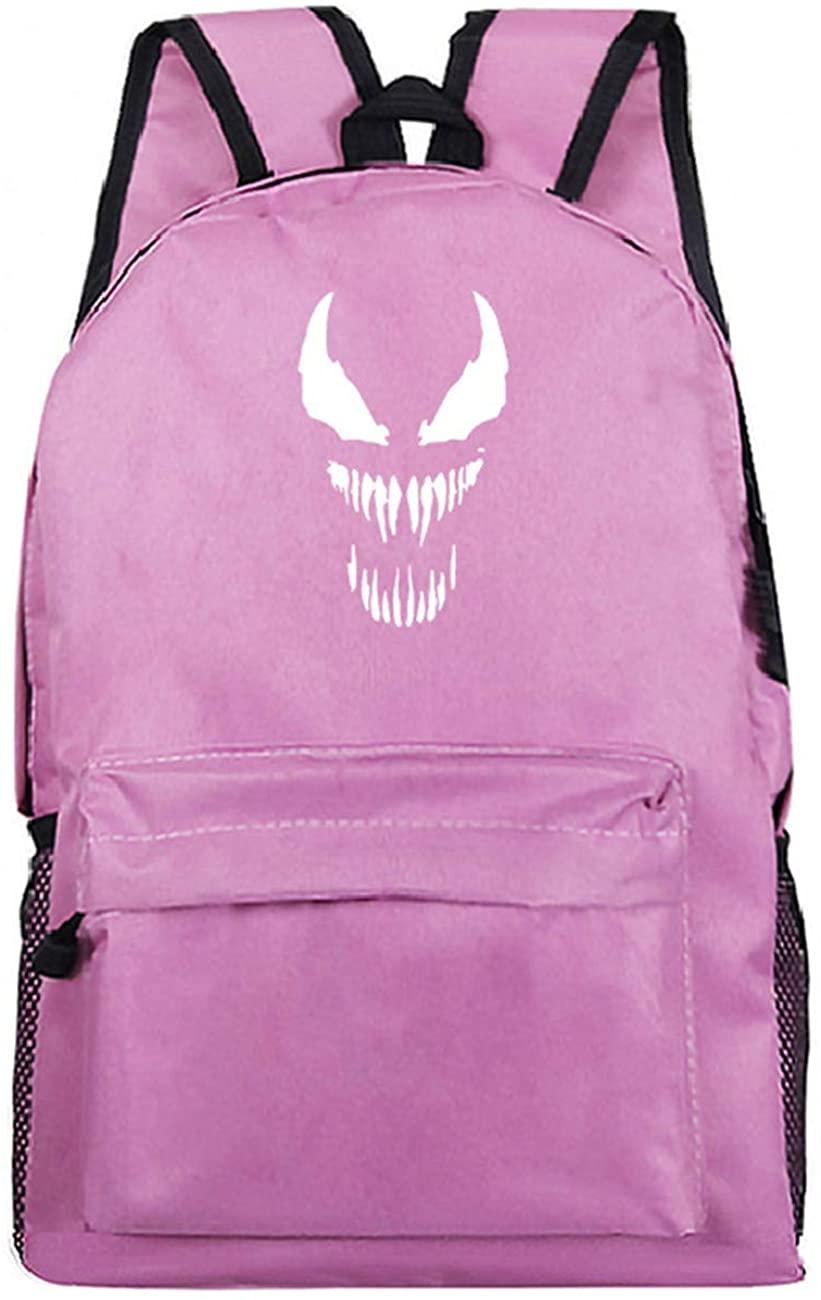 GD-fashion Kids Venom Backpack-Boys Girls Back to School Bookbag Lightweight Daypack-Backpacks for Travel,Outdoor