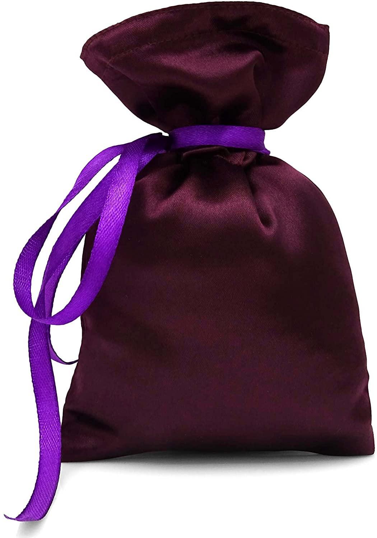 Darling Souvenir 50 Satin Drawstring Gift Pouch Small Wedding Party Favors Bag - 8