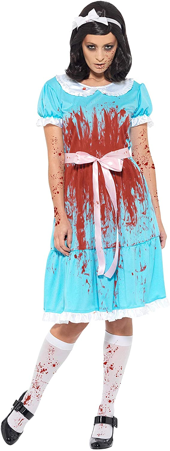 Smiffys Bloody Murderous Twin Adult Costume-Large