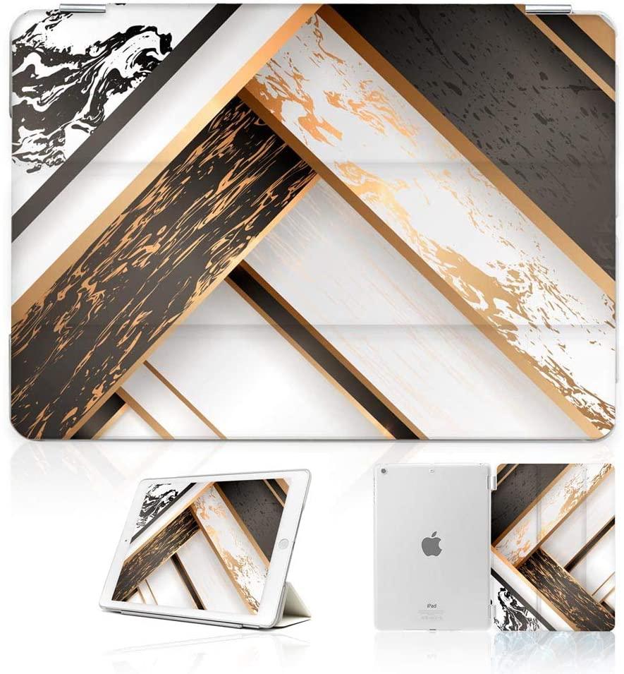 for iPad Mini, iPad Mini 2, iPad Mini 3, Designed Smart Case Cover, SMART40019 Abstract Art Pattern 40019