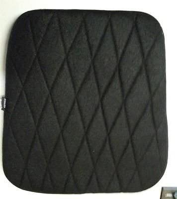 Motorcycle Passenger Back Seat Rear Seat Gel Pad for Harley Dyna Fat Boy Model