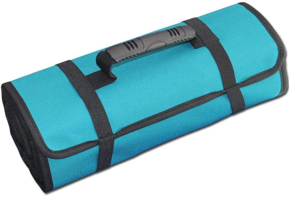 everlaste Tool Roll Storage Bag Wrench Storage Bag and Tool Bag Multi-Purpose Wrench Organizer