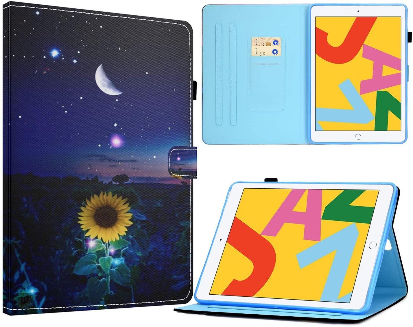 iPad Mini 5 Case,iPad mini4/3/2/1 Case,Vobber Lightweight Folio Stand Wallet Smart PU Leather Cover with Auto Sleep/Wake for Apple iPad Mini 5/4/3/2/1 7.9
