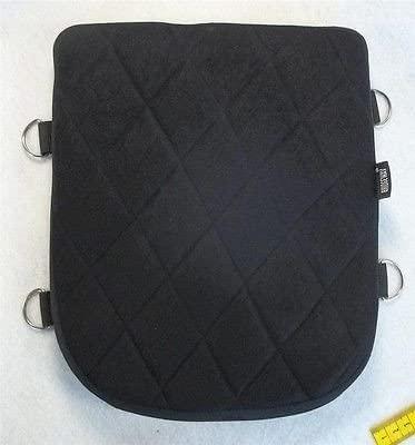 Motorcycle Back Passenger Rear Seat Gel Pad for Harley Davidson Springer Softail
