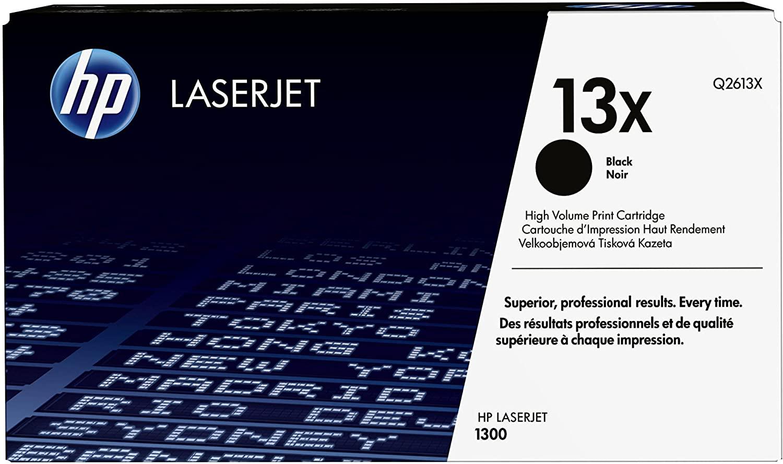 HP 13X | Q2613X | Toner Cartridge | Black | High Yield