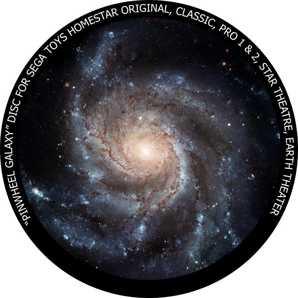 Pinwheel Galaxy - disc for Sega Toys Homestar Classic/Flux/Original Planetarium
