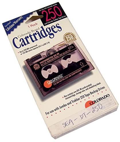 Colorado 307.5ft QIC-80 1-Pack Data Cartridge