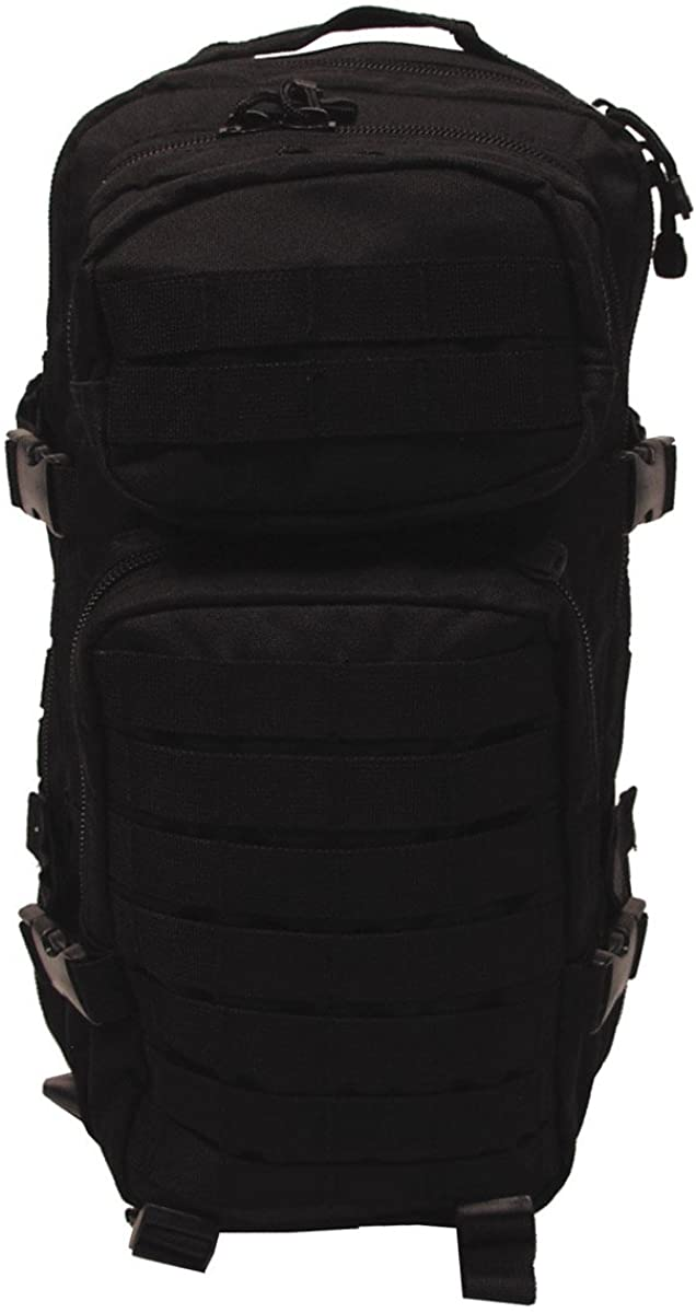 MFH Backpack Assault I Black