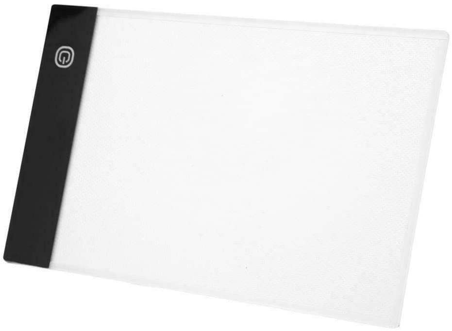 Light Pad, A3 Dimmable LED Tracing Light Box Board Tattoo Drawing Copy Pad Table Display,A5 3-Brightness