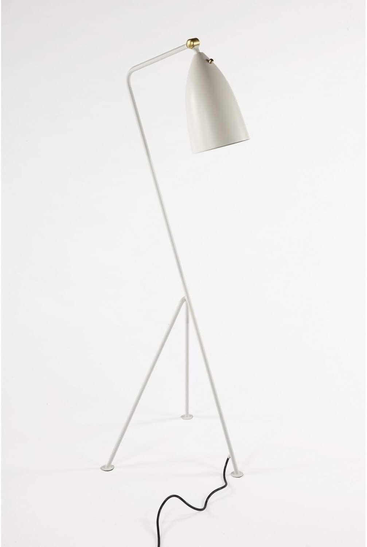 Stilnovo Hans Andersen Home Grasshopper White Floor Lamp