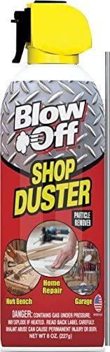Blow Off Bosd-2270 8 Oz Shop Air Duster