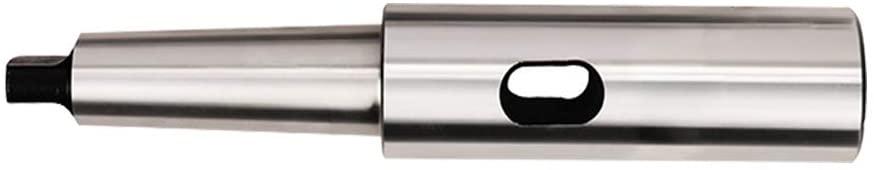 MT2 - MT3 Morse Taper Extension Sleeve Socket Engineering Tools Drill Tool 36mm Diameter x 196mm Length