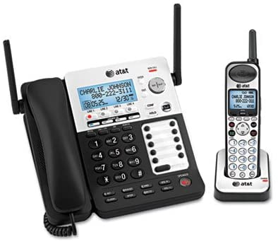 AT&T(r) SB67138 DECT 6.0 Phone/Answering System ATTSB67138