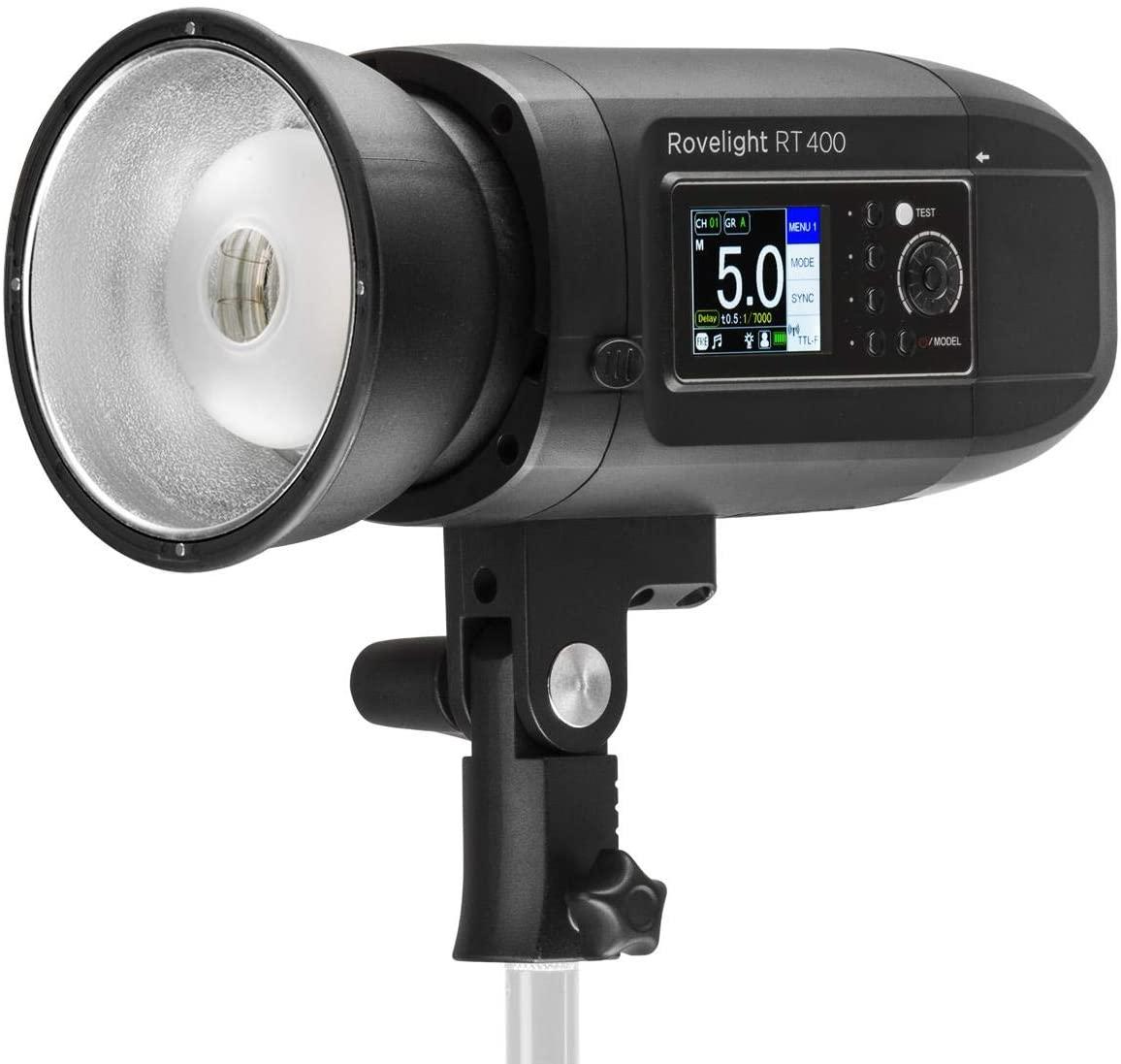 ORLIT RoveLight RT 400 HSS TTL Battery-Powered Monolight (Bowens Mount)