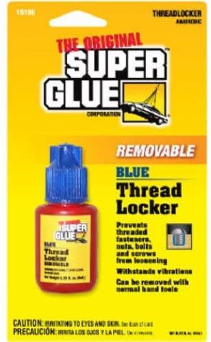 Super Glue 15190-12 Removable Thread Locker