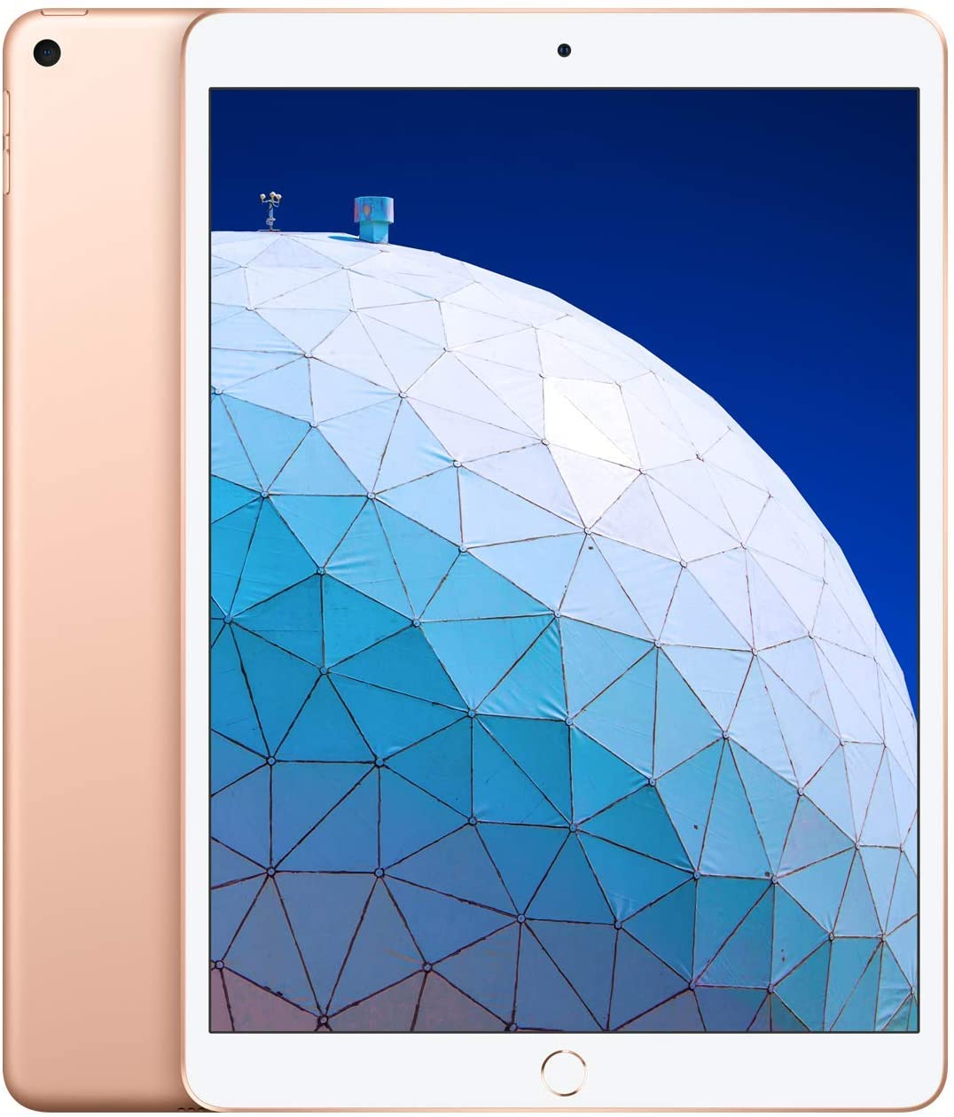 Apple iPad Air (10.5-inch, Wi-Fi, 64GB) - Gold (3rd Generation)