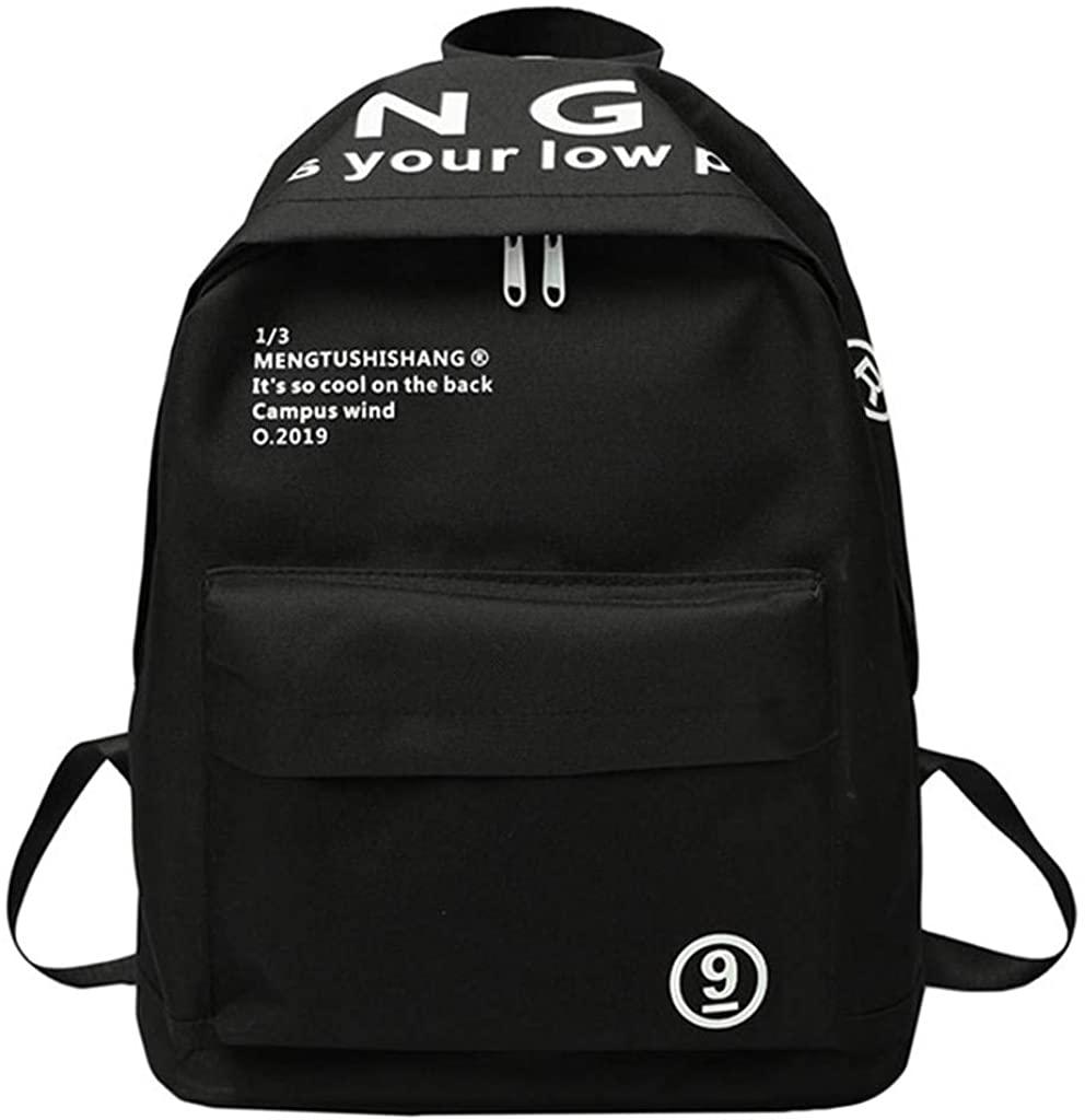 Zulmaliu Label Superbreak Backpack - Lightweight School Bag with Backpacks Girls School Bags Kids Bookbags
