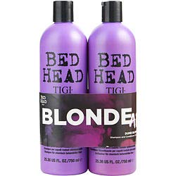 BED HEAD by Tigi, HC_SET-2 PIECE DUMB BLONDE TWEEN DUO WITH CONDITIONER AND SHAMPOO 25.36 OZ