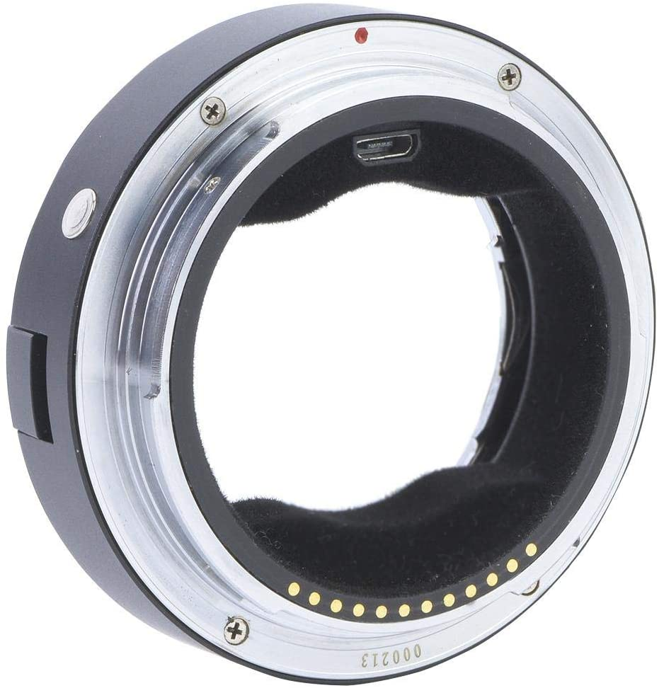 Lens Adapter, is Anti-Shake Auto-Focus Lens Mount Adapter for Canon EF Lens and Fujifilm Camera Techart EF-GFX EF-FG01