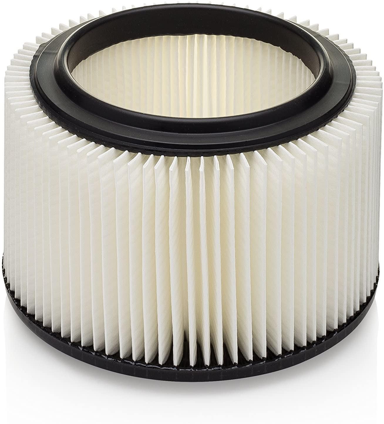 Kopach Replacement Filter for Vacmaster Shop Vacs, Part # VFCF, 1 Pack, Original Kopach Filter