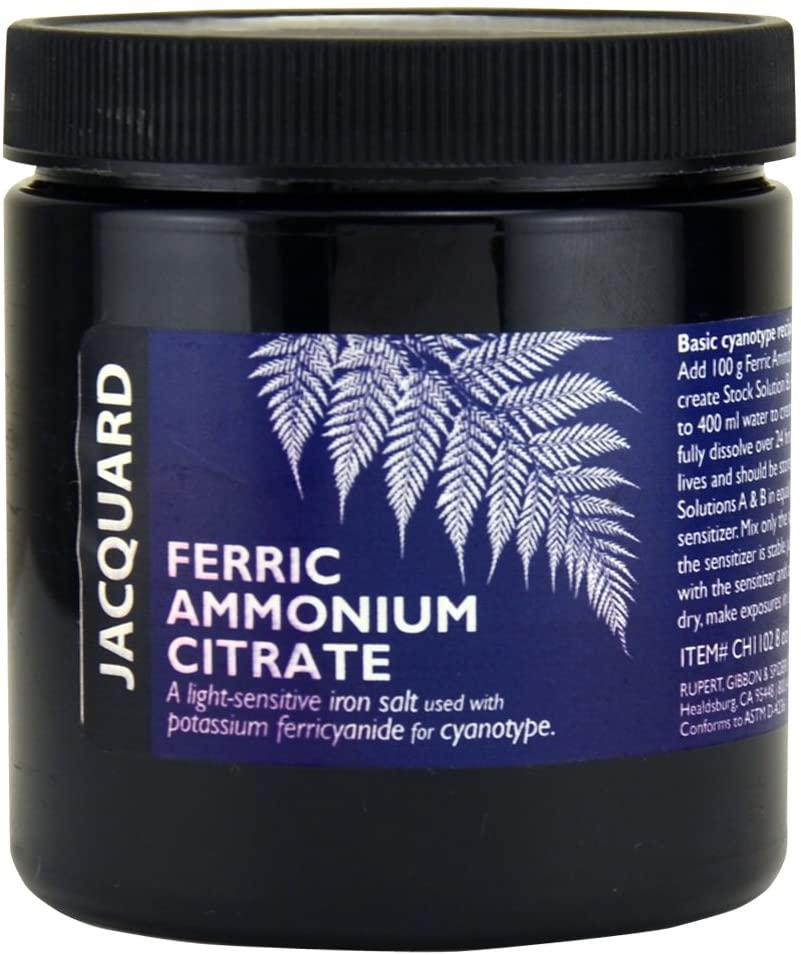Jacquard Ferric Ammonium Citrate 8-Ounce