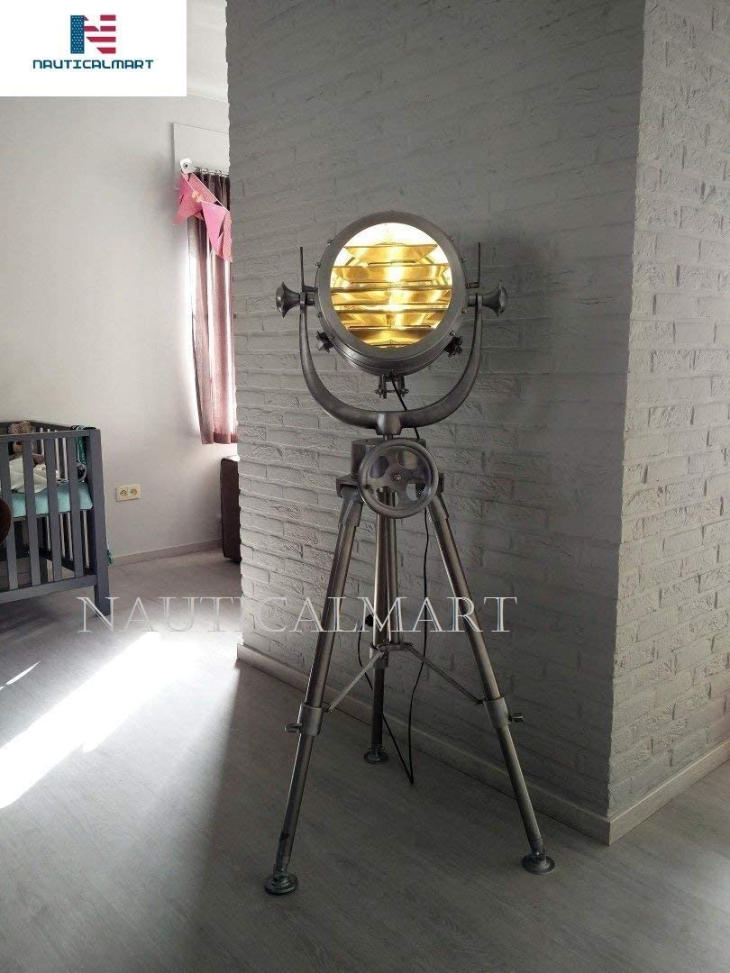 Industrial Searchlight Royal Master Searchlight Floor Lamp