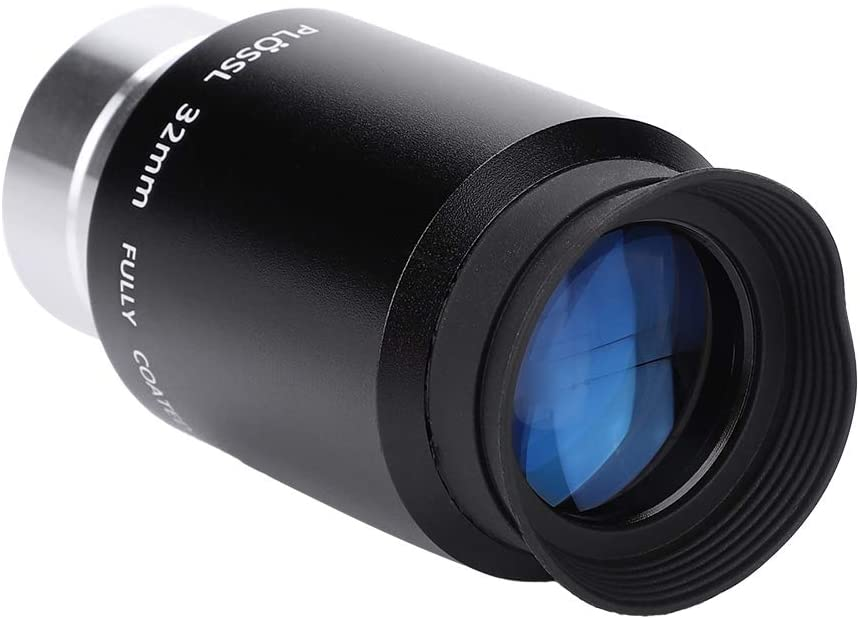 T angxi Astronomy Telescope Eyepiece Lens, 32mm Astronomical Telescope Accessories Plossl Telescope Eyepiece Lens with 1.25