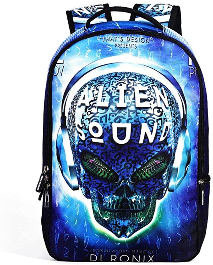 Ourfashion School Backpack Bookbag Bag High Middle Backpacks for Men Women Boy Girls