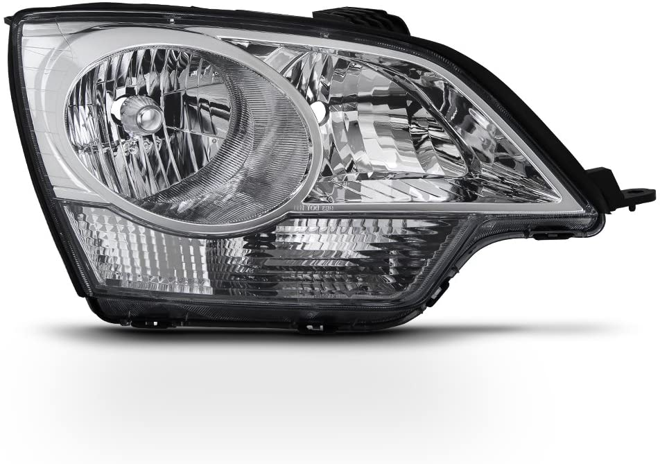 For 08-10 Saturn Vue | 12-14 Chevy Captiva Sport Passenger Right Side OE Direct Replacement Headlights Lamps