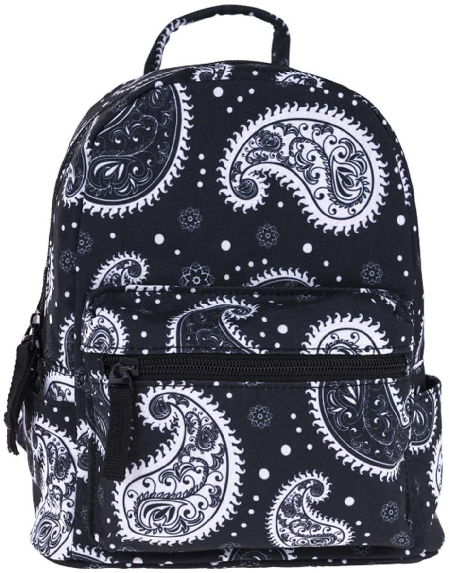 SIMYJOY Cute Mini Pack Bag Fashion Toddler Backpack Lightweight Preschool Backpack