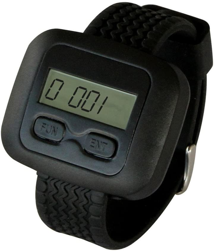 SINGCALL Wireless Pager Calling System Restaurant Paging Systems, Wrist Receiver APE6600 Work with Single and Mulit Buttons Can't Be Used Alone