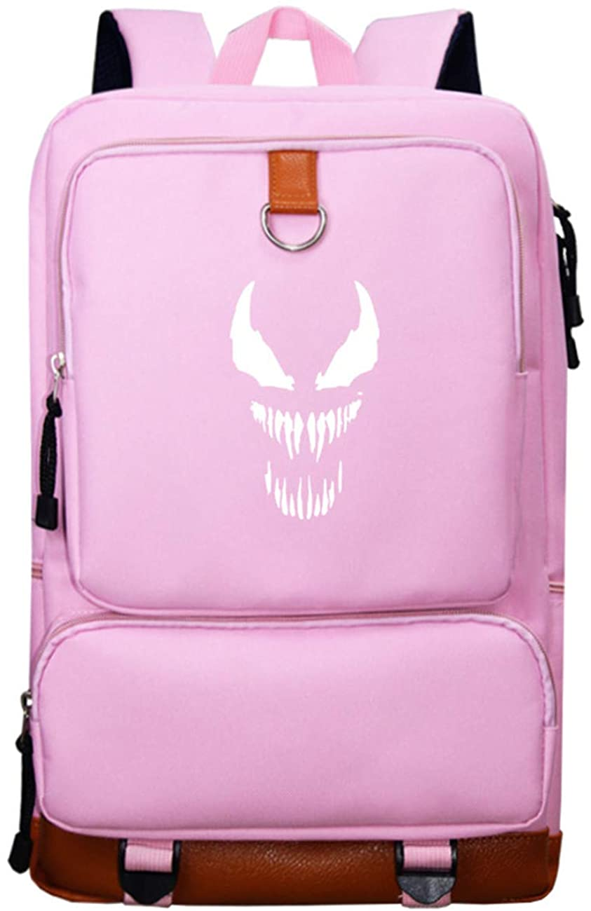 GD-fashion Venom Fans Backpack-Kids Back to School Bag Lightweight Laptop Rucksack-Backpacks for Travel,Outdoor.