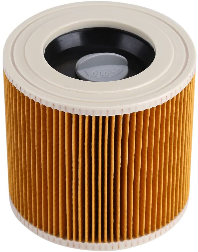 Yosoo Wet/Dry Vacuum Cleaner Air Filter Replaces for A2004 A2054 A2204 A2656 WD2.250 WD3.200 WD3.300