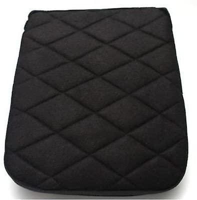 IND STURGIS Motorcycle back seat gel pad for harley dyna wide glide