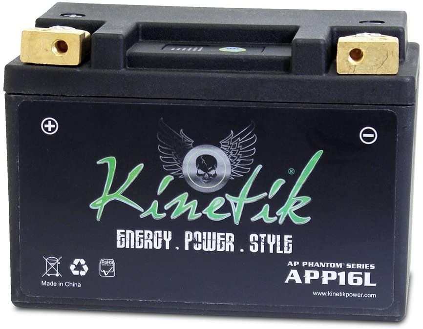 LiFePO4 12V 16-18ah Battery for Arctic Cat ZRT 1997-2002