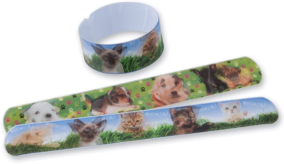 Flicker Slap Bracelets - 36 per Pack
