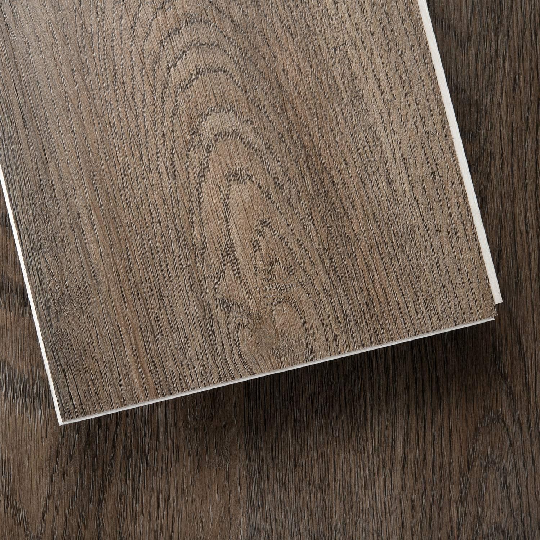 Luxury Vinyl Floor Tiles by Lucida USA | Interlocking Flooring for DIY Installation | 10 Wood-Look Planks | TruCore | 24.5 Sq. Feet