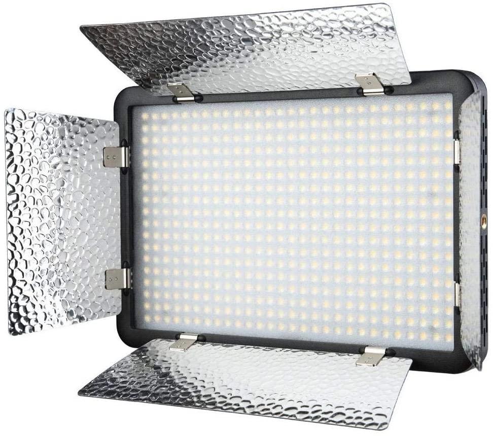 GODOX LED500LRW 3300K-5600K LED Video Light, White Version