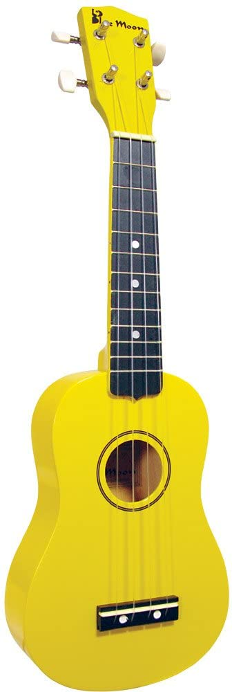 Blue Moon Diamond Head BU02Y Soprano Uke