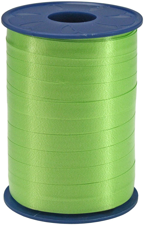 C.E. Pattberg Curling Ribbon, 10mm-250m, Apple Green