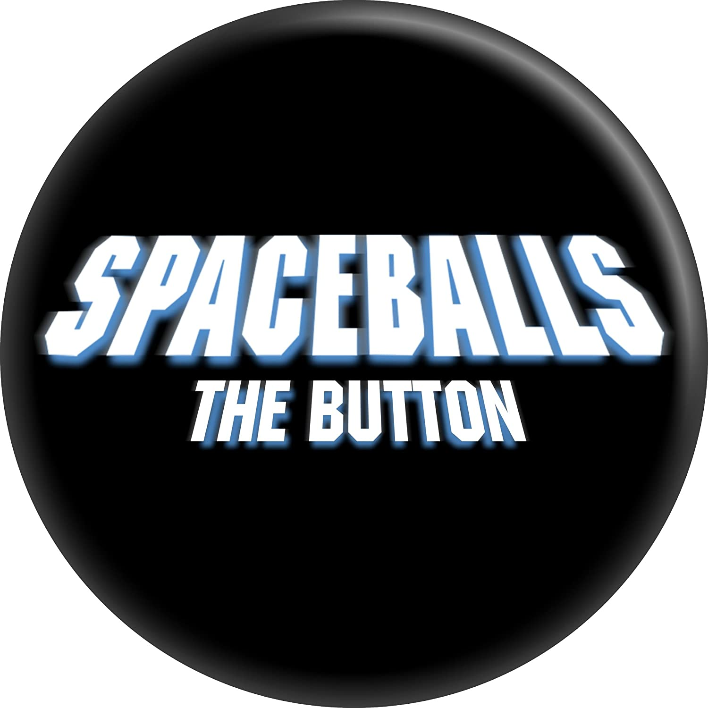 Spaceballs - The Button - 1.5 Round Button