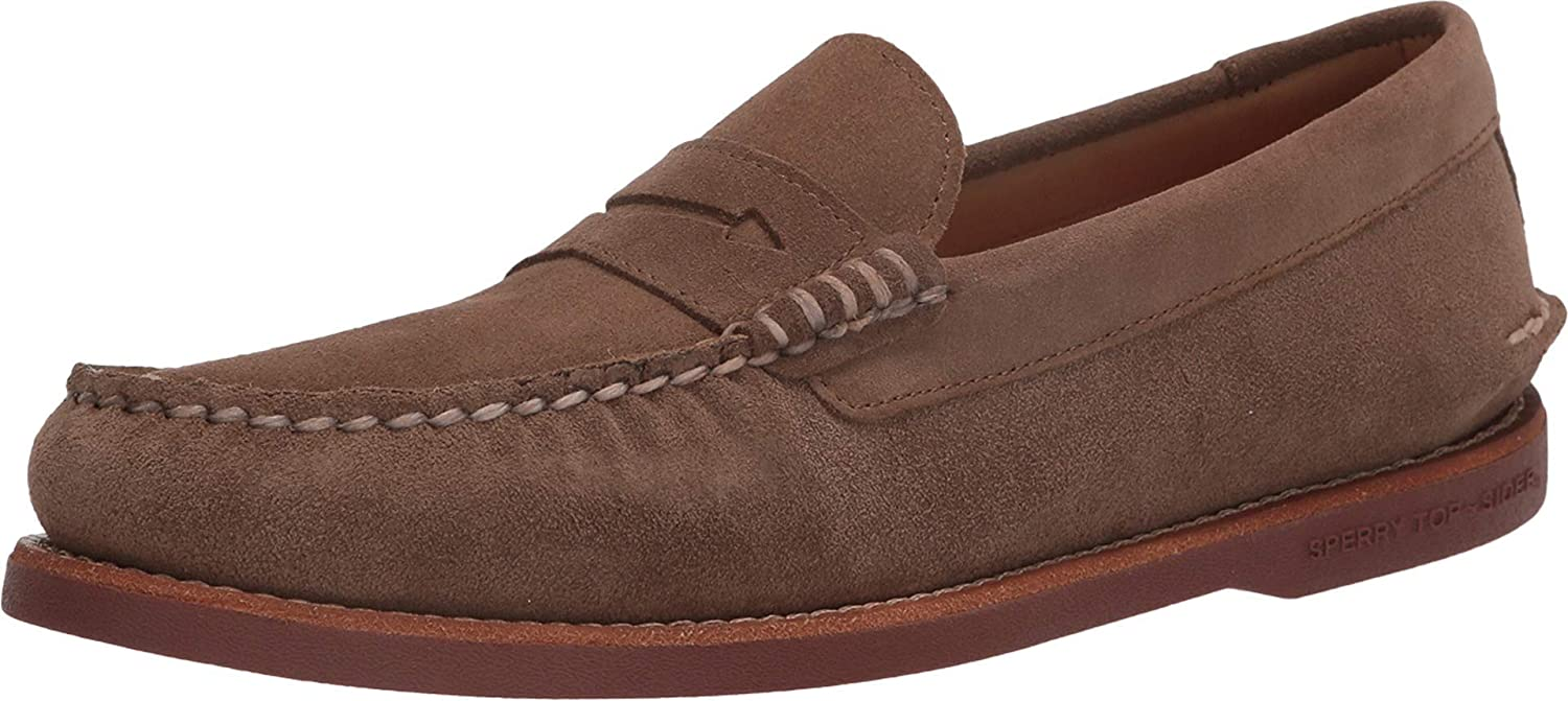 Sperry Top-Sider Gold Cup Authentic Original Cambridge Penny Loafer Mens