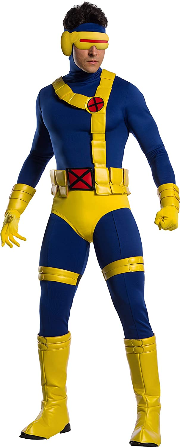 Charades Cyclops X-Men Costume for Adults