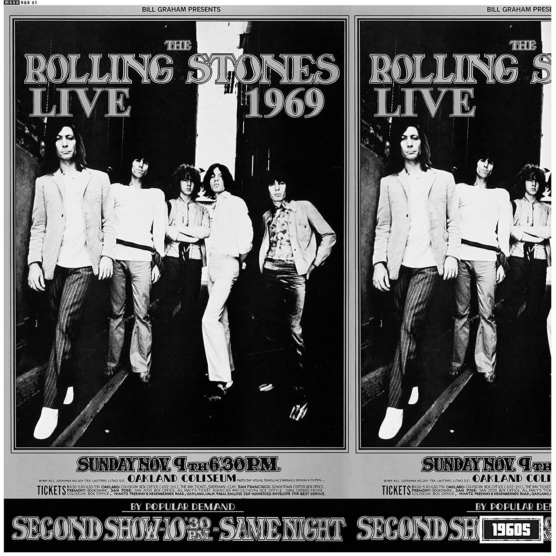 Live At The Oakland Coliseum 1969 [VINYL]