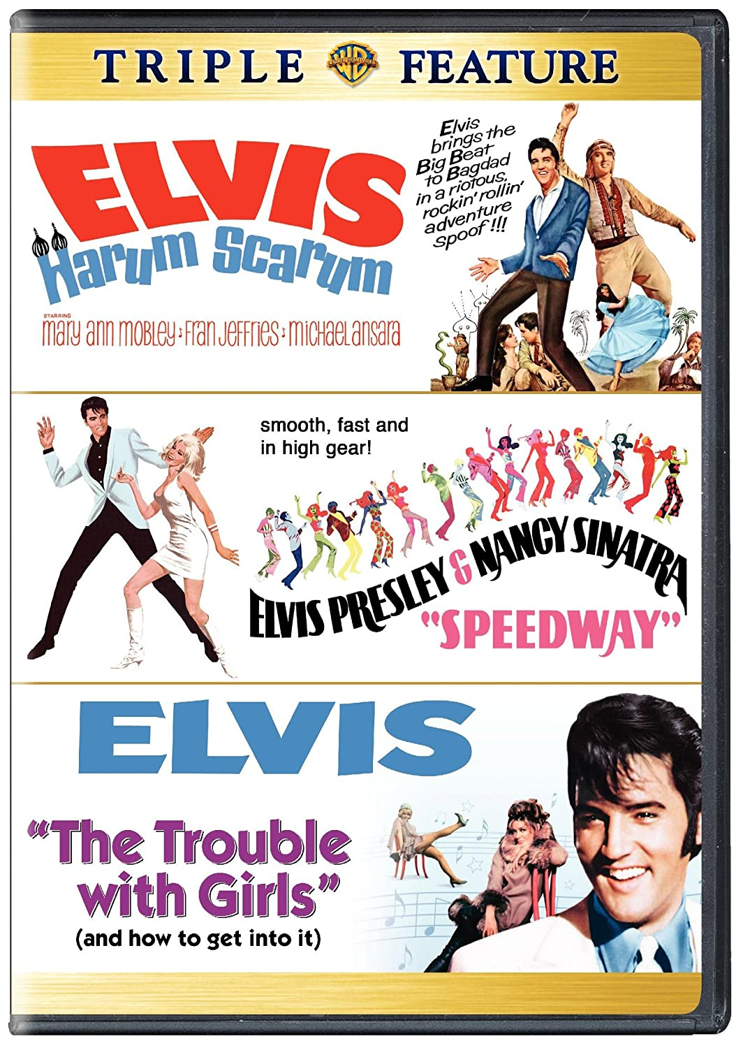 Elvis harum scarum The trouble with girls