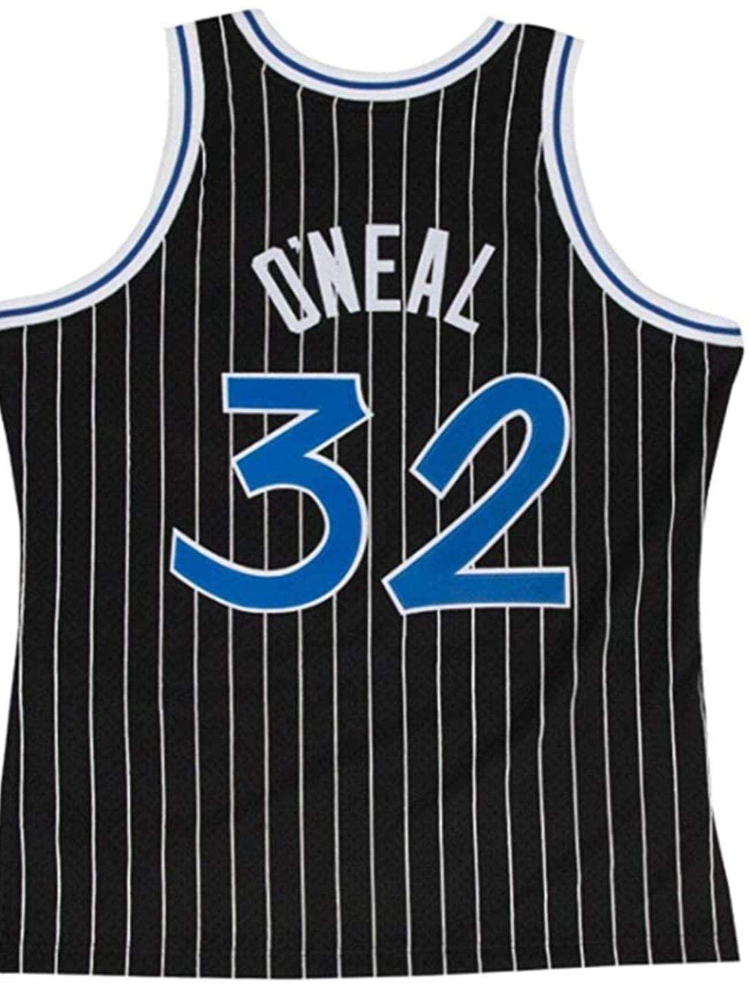 Mitchell & Ness Orlando Magic Shaquille O'Neal 1994 Alternate Swingman Jersey