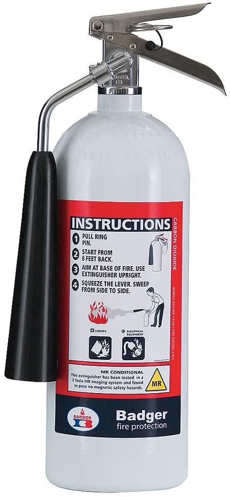 Fire Extinguisher, Dry Chemical, BC, 5B:C