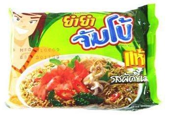 Instant Dried Noodles Pad Kee Mao Flav. - Yum Yum Jambo