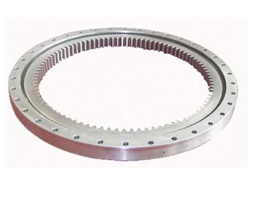 VXB Brand 81 Inch Four-Point Contact 2065x2418x144 mm Ball Slewing Ring Bearing with Inside Gear Single Row Bearings Inner Diameter : 2065mm Outer Diameter : 2418mm