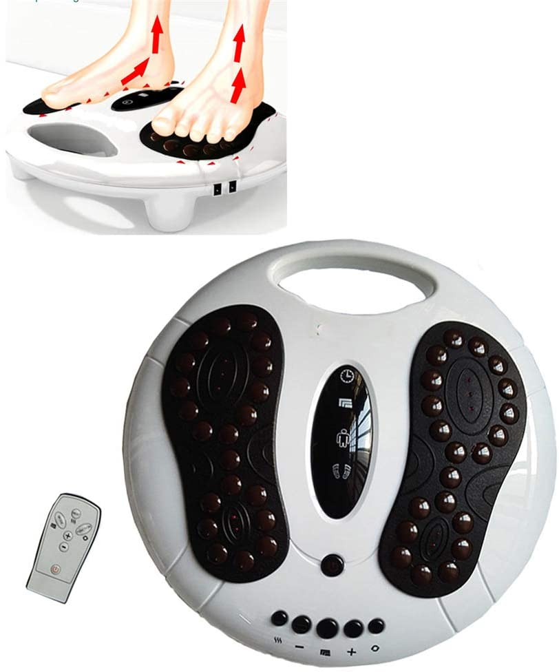 WGIRL Vibrator Relxation Foot Massager Noiseless Infrared Acupuncture Electric Kneading Massager for Health Care Device